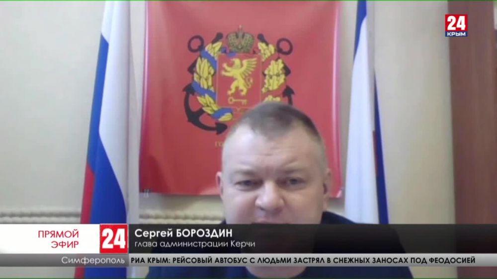 Оценка «неуд». Сергей Аксёнов объявил выговор главе администрации Керчи