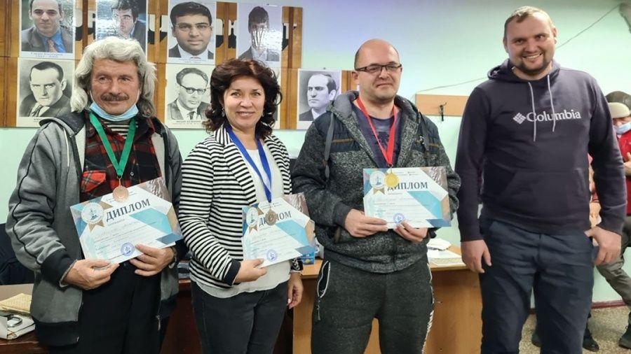 В Евпатории определились победители Республиканского шахматного турнира на призы Татьяны Василевич