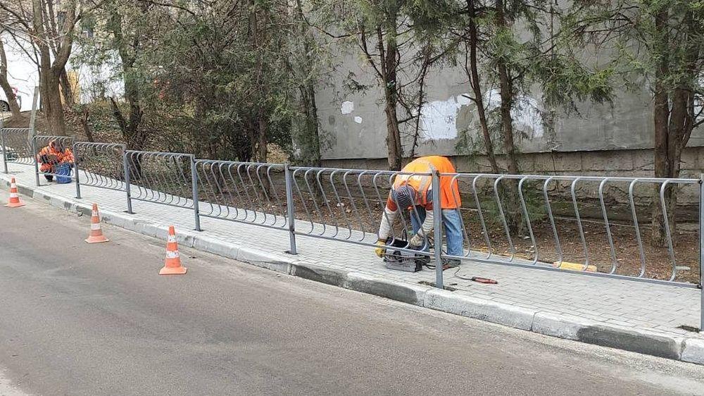 Улично-дорожная сеть: текущее содержание и ремонт/