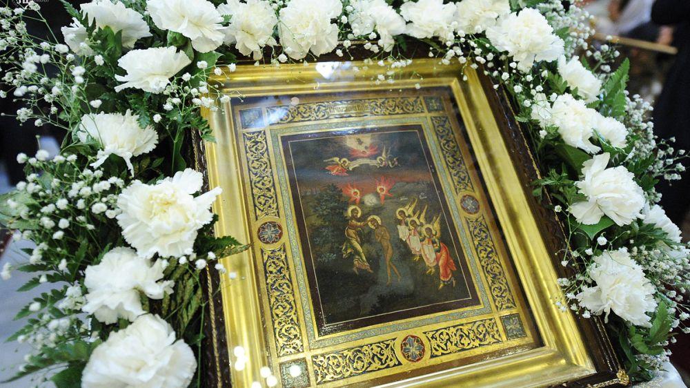 Поздравление Главы Республики Крым с праздником Крещения Господня