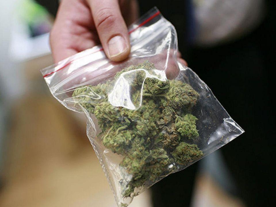 В Ялте задержали мужчину с килограммом наркотиков