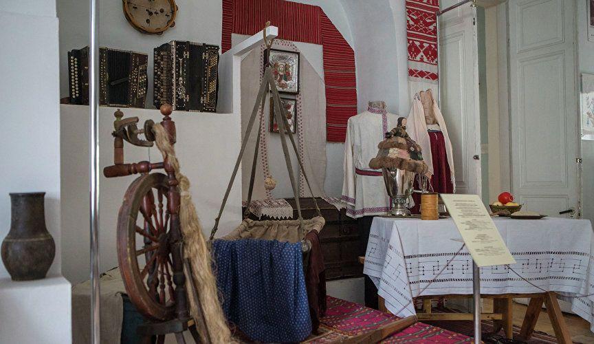 Крымский этнографический музей покажет новые экспонаты на выставке