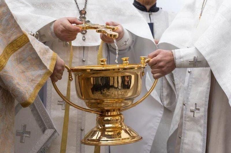Поздравление губернатора Севастополя с Крещением Господним