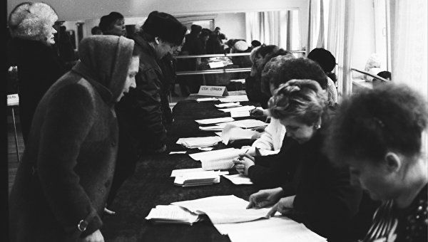 Эксперты: референдум 1991 года в Крыму – первый шаг к возвращению в РФ