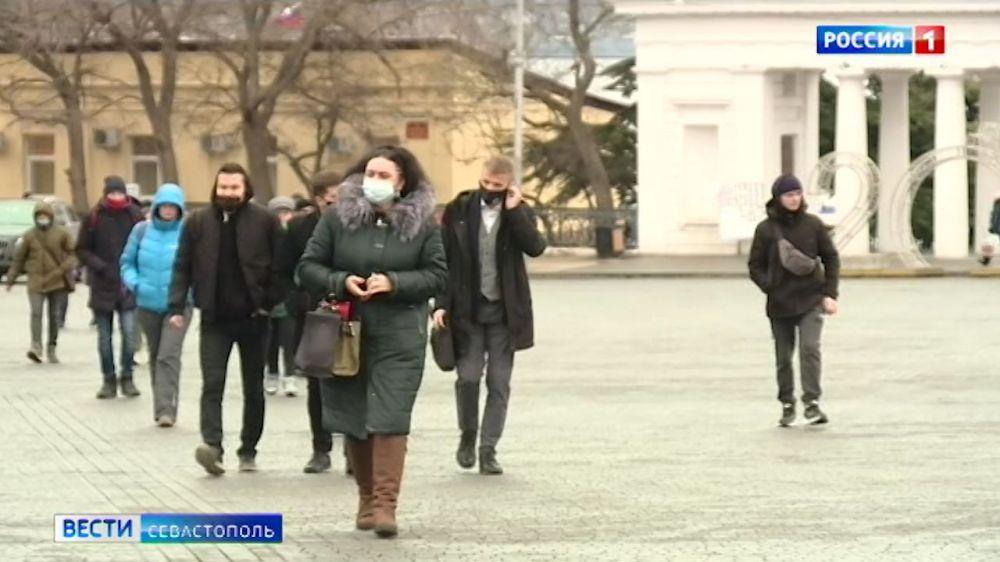Роспотребнадзор сообщил причину роста заболеваемости COVID-19 в Севастополе