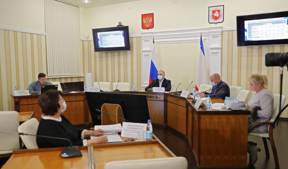 В Крыму 50 из 254 населенных пунктов имеют расхождения в финансовой отчетности