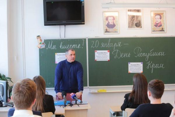 В.Константинов: Референдум 1991 года стал прологом Крымской весны