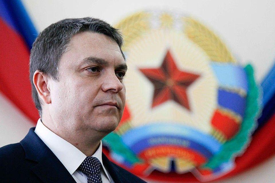 Глава ЛНР поздравил крымчан с Днем народной республики