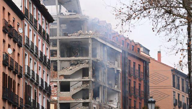 Взрыв в Мадриде: что известно на данный момент