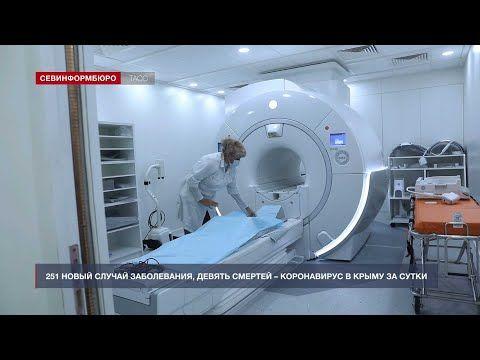 251 новый случай заболевания, девять смертей – коронавирус в Крыму за сутки