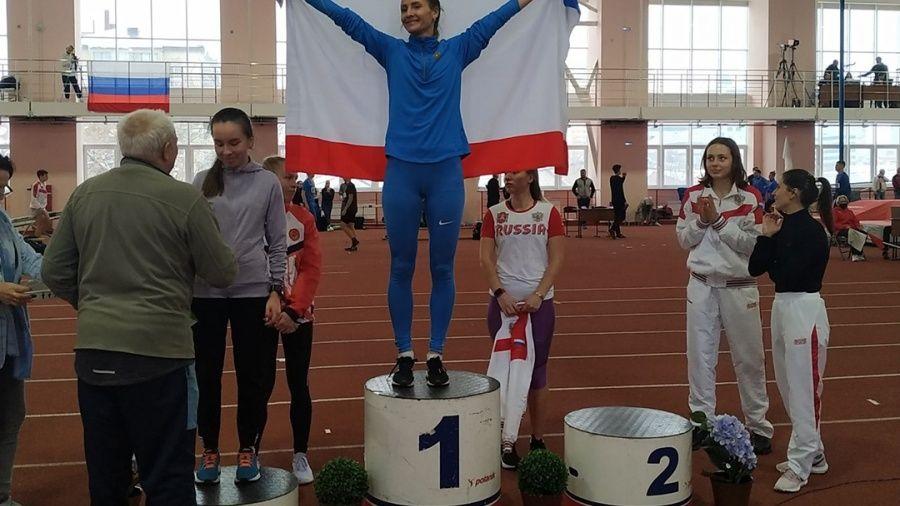 59 медалей завоевали крымские легкоатлеты на окружных соревнованиях в Краснодаре