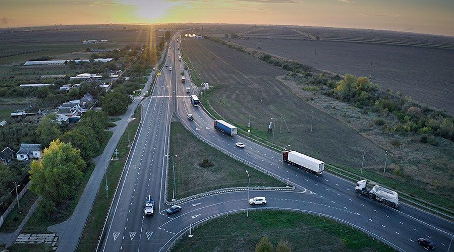 Росавтодор согласовал строительство на территории Кубани новой дороги к Крыму