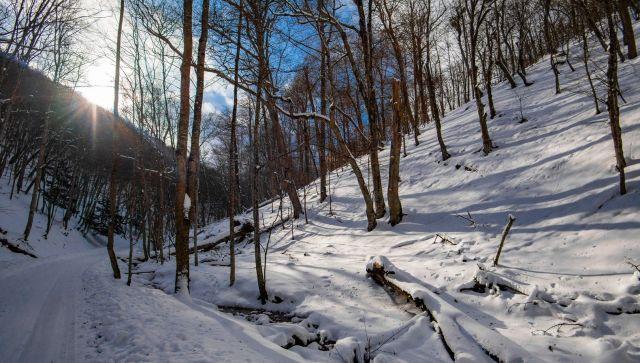 Гололед и мороз: прогноз погоды в Крыму на среду