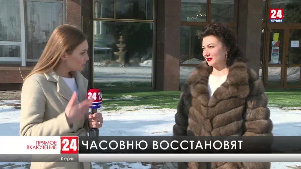 В Крыму начнут восстанавливать часовню адъютанта Ришелье в этом году