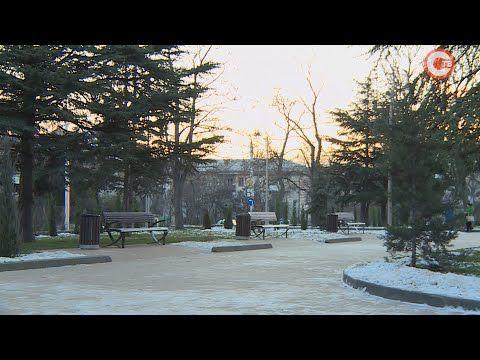 Сквер имени Ивана Голубца сдан в эксплуатацию (СЮЖЕТ)
