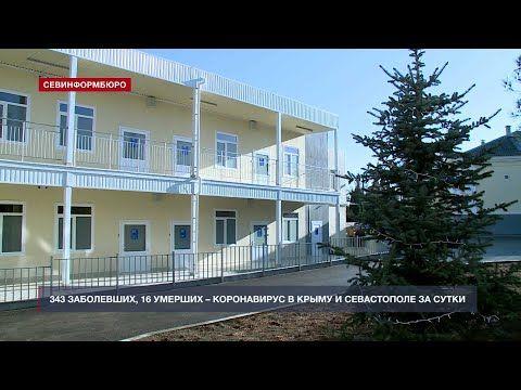 В Севастополе за сутки коронавирусом заболели 99 человек, семь умерли