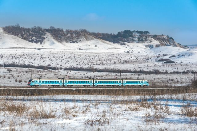 С февраля поезд из Симферополя будет доезжать до Евпатории за час