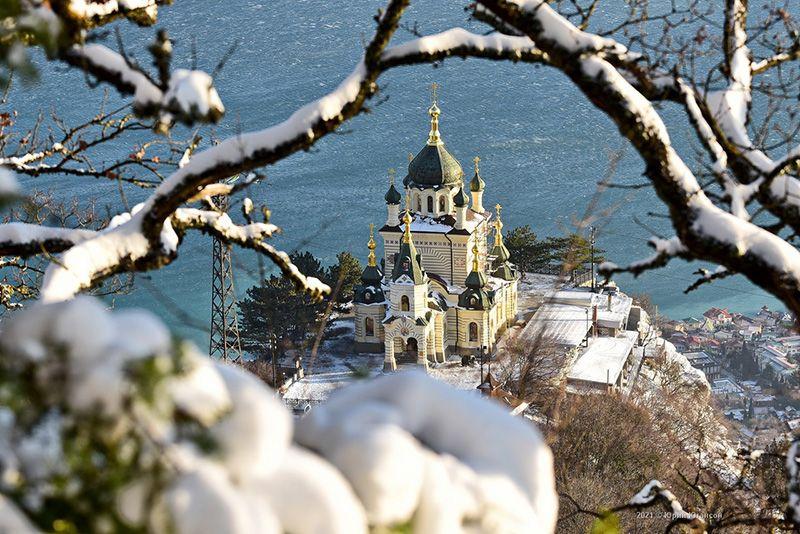 Прогноз погоды на 21 января: в Крым и Севастополь пришло потепление