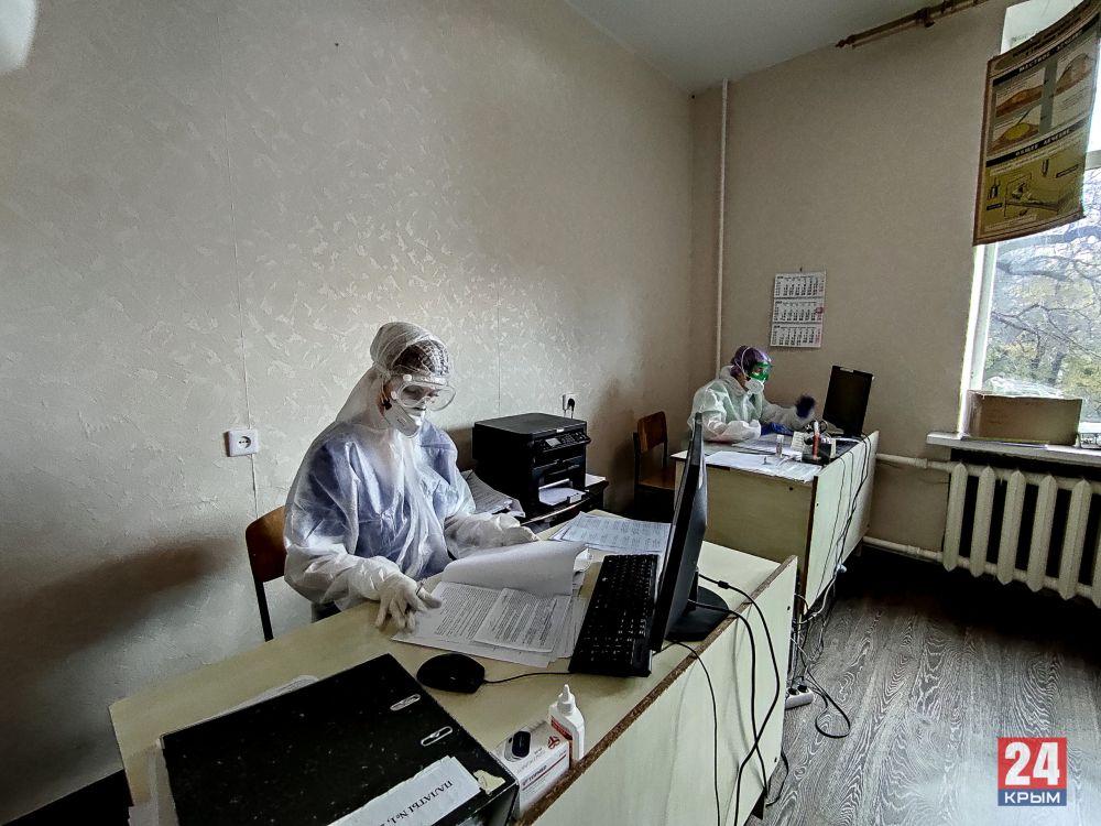 Сенатор от Крыма: Нехватка врачей препятствует противодействию распространения коронавирусу