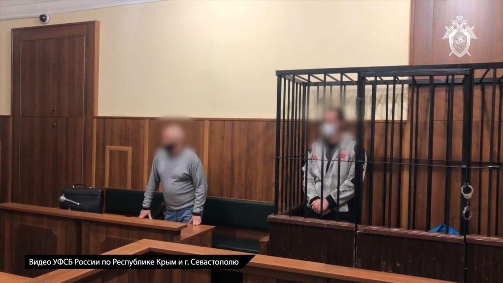В Крыму участковый, лишивший ветерана жилья, взят под стражу