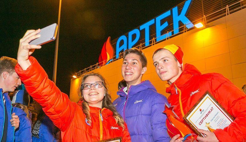 В 2021 году «Артек» примет более 30 тысяч детей из разных уголков РФ
