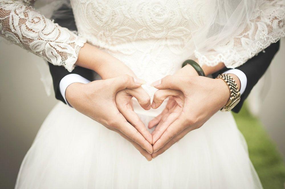 11 166 пар зарегистрировали брак в 2020 году в Крыму
