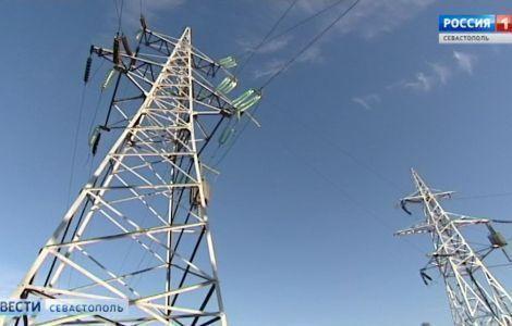 Рекорд потребления зафиксирован в энергосистеме Крыма и Севастополя