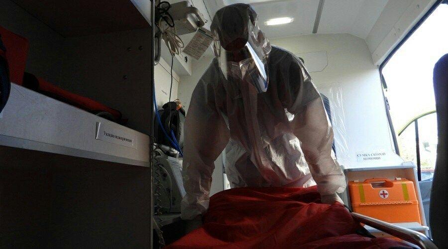 COVID-19 выявлен в Севастополе у 97 человек за сутки, скончались шестеро