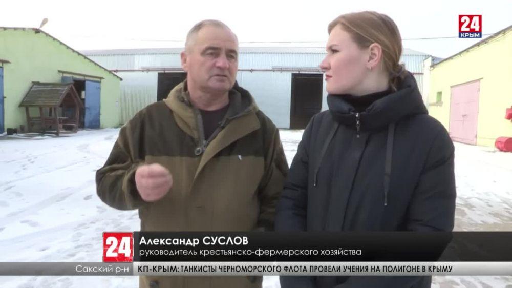 Крымские агропредприятия получили субсидии на восстановление производства в период пандемии