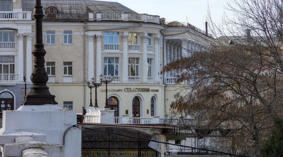 Севастополь в 2020 году принял на 13% туристов больше, чем годом ранее