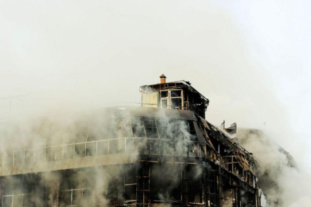 В Ялте произошёл взрыв газа в частном доме