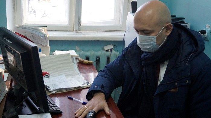 Руководители Советского района привились от коронавируса в поликлинике Советской ЦРБ