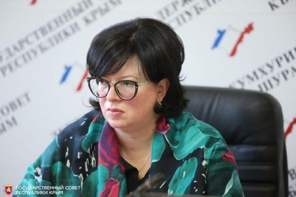 Ольга Виноградова представила отчет о деятельности Комитета за 2020 год