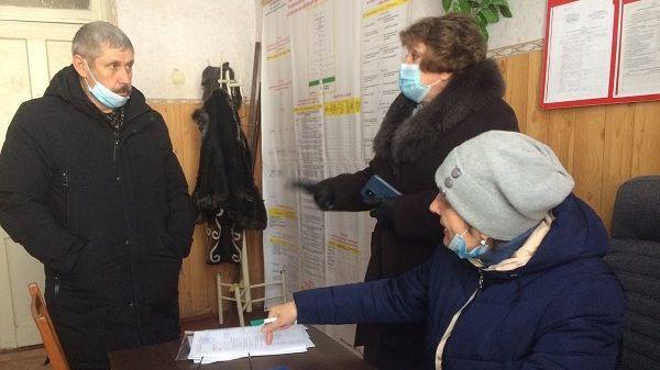В Джанкойском районе проводится проверка помещений для размещения переписных участков