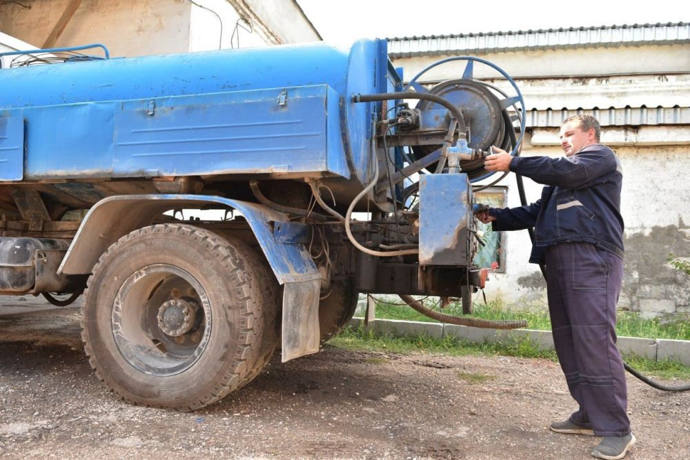 В Керчи из-за аварий целый район остался без воды