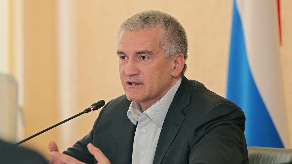 «Будем жестко наводить порядок»: Аксенов предупредил организаторов незаконных митингов в Крыму