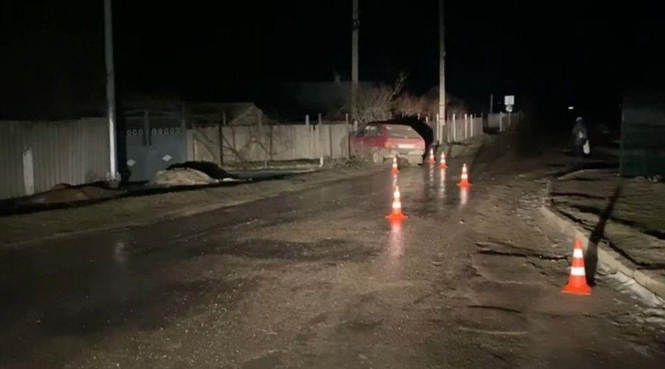 В Джанкойском районе пьяный водитель сбил мужчину и подростка