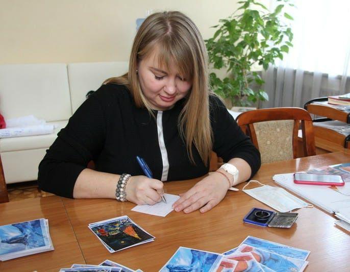 Тысячу теплых слов во все уголки России отправят севастопольцы