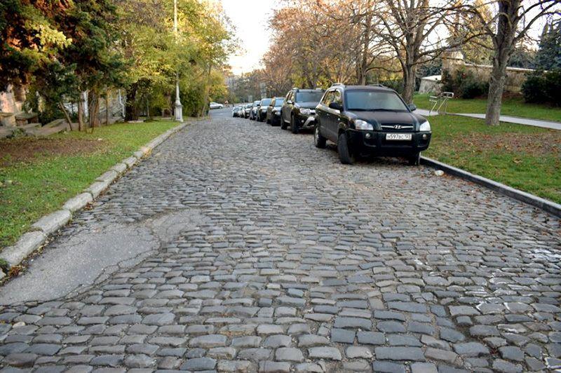 Начинается капитальный ремонт севастопольской улицы Суворова