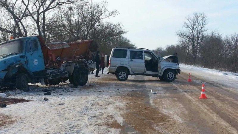 В Красногвардейском районе Крыма пешеход погиб под колёсами внедорожника