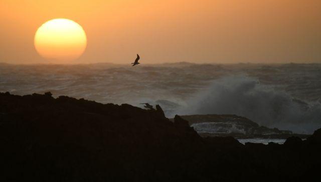 На Крым надвигается штормовой ветер