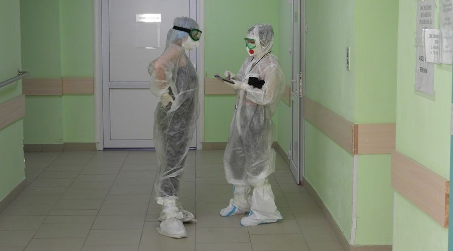 В Крыму за сутки подтверждено 226 новых случаев коронавируса