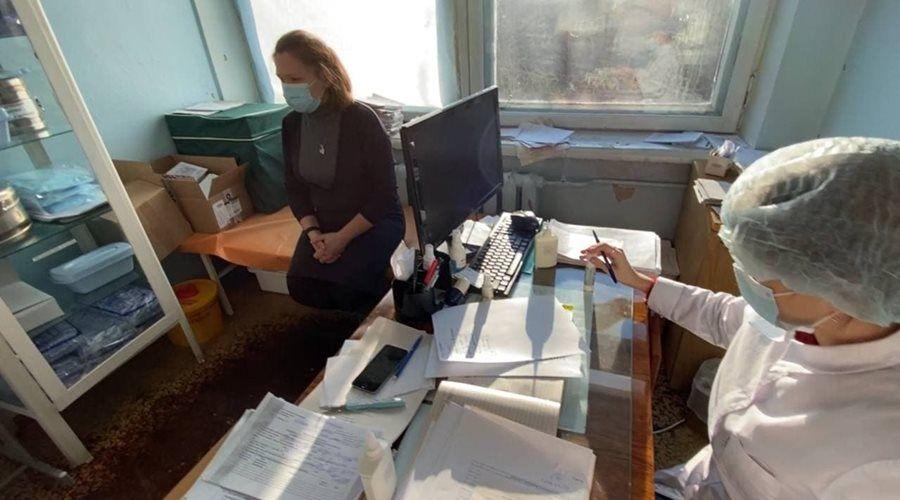 Журналисты Крыминформа в числе первых в Крыму прошли вакцинацию от COVID-19