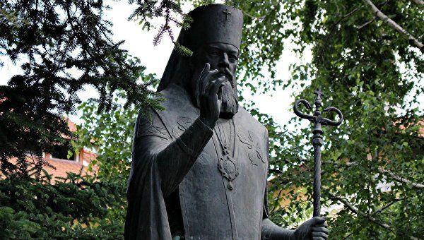 Икону крымского святого украли из харьковского храма