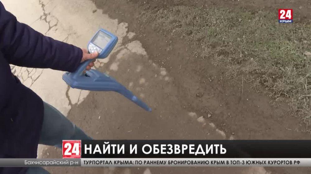 В Крыму появились две лаборатории, которые помогут сохранить воду