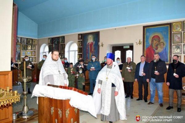 В Крыму почтили память жертв массовых репрессий казачества