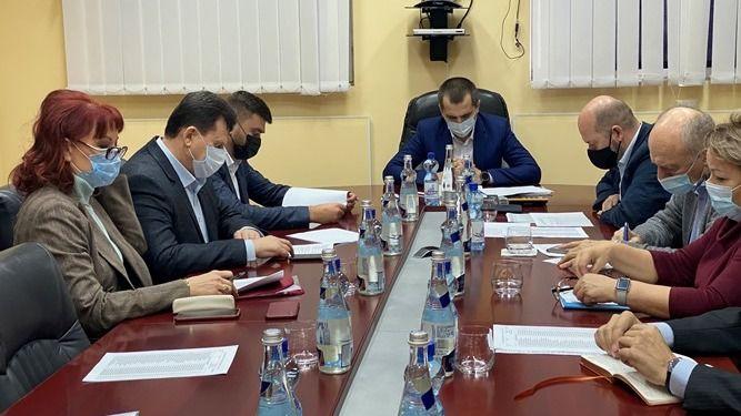 Александр Трянов принял участие в обсуждении кадровых изменений на АФ ООО «Титановые Инвестиции»