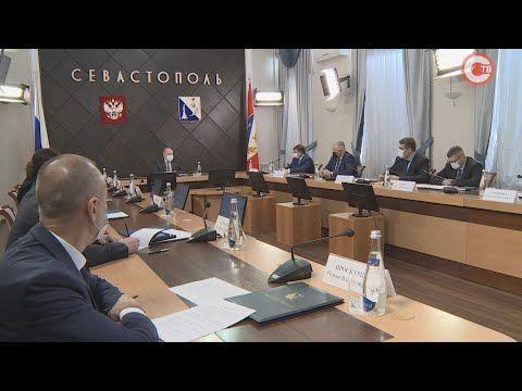 ЕИРЦ, газификация и уборка дорог — губернатор Севастополя провел аппаратное совещание (СЮЖЕТ)