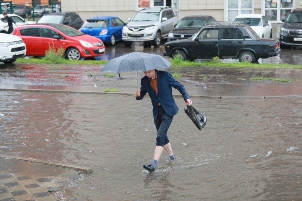 Крымские синоптики прогнозируют сильные дожди