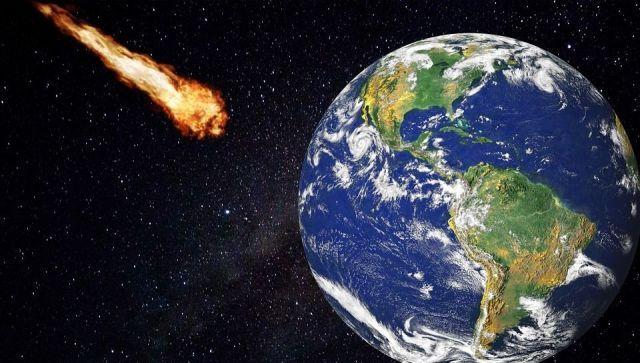 Ученые предупредили о появлении около Земли трех больших астероидов